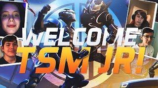 Welcome TSM JR! (Fortnite Montage)