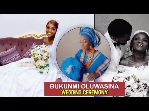 Bukunmi Oluwasina Wedding Ceremony