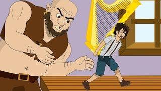 Video Jack dan Pohon Kacang cerita anak anak animasi kartun MP3, 3GP, MP4, WEBM, AVI, FLV Oktober 2018