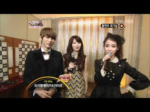 [111216]Troublemaker + IU - Interview @MB.ts