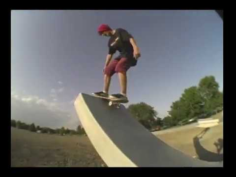 Ashbridges Bay Skatepark Montage