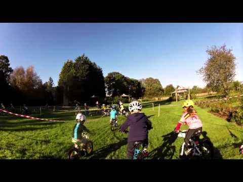 Inside the mad world of an under-six cyclocross race (video)