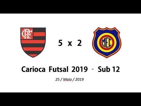 Kinoplex - Carioca Futsal 2019 - Sub 12 - FLAMENGO 5 x 2 MADUREIRA (Melhores momentos)