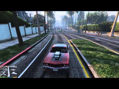 GTA V - Сюжет 20 - VspishkaGame [PC 60 fps 1080p]
