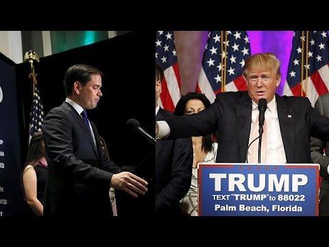 Νίκη στη Φλόριντα, ήττα στο Οχάιο για τον Τραμπ-Εκτός κούρσας ο Ρούμπιο
