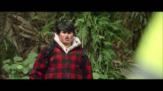 FUNNY SCENE: Hunt for the Wilderpeople (2016) - Terminator scene