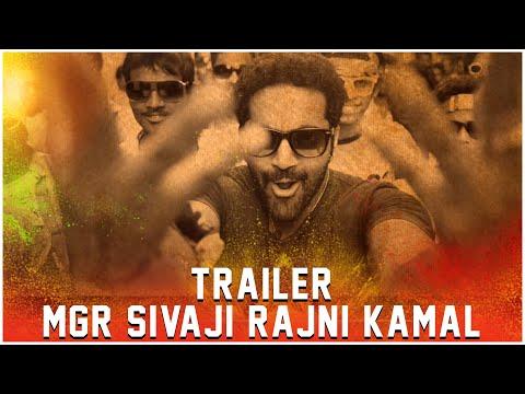 MGR Sivaji Rajni Kamal - Official Trailer | Rasigargal Narpani Mandram Exculsive Teaser