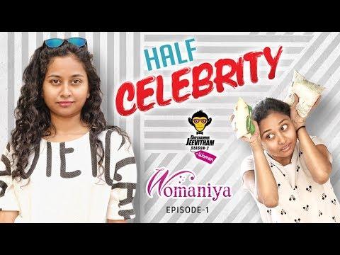 Half Celebrity - Womaniya Epi #1 || DJ Women