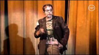 BERTO ROMERO - Monólogo Zombi En TNT