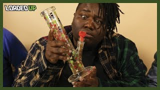 Smoking Weed With Watermelon Bong by Loaded Up