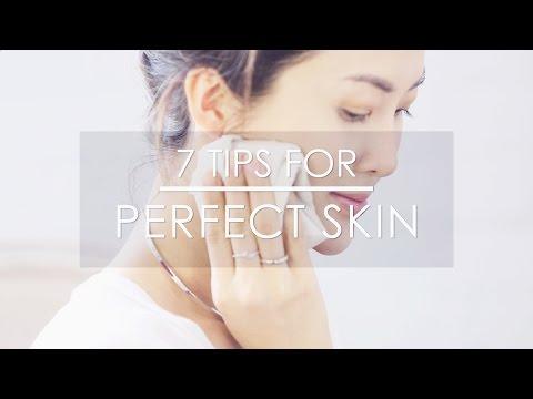 My 7 Skin Care Secrets