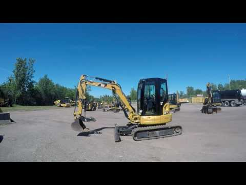 CATERPILLAR TRACK EXCAVATORS 304E2CR equipment video DsVj559NA84