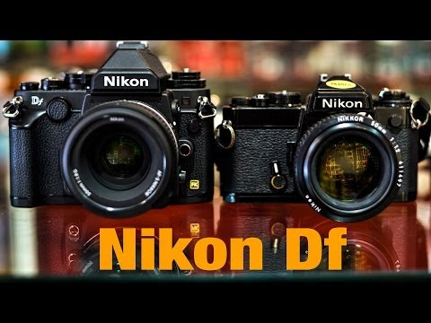 Nikon Df Hands On review