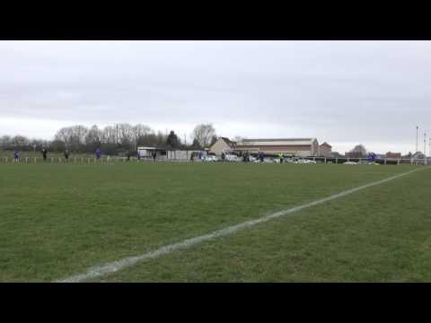But de Franck (1-6) lors du match Nanteuil lès Meaux contre Pommeuse (1-6) (26-02-2017)