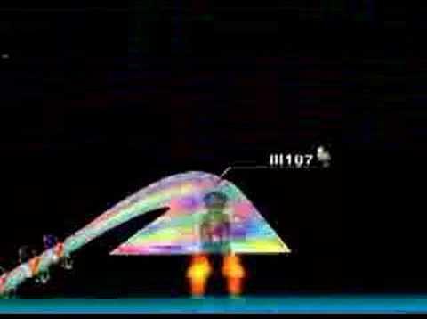 Mario Kart Wii Rainbow Road Shortcuts