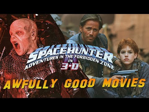 SPACEHUNTER: ADVENTURES IN THE FORBIDDEN ZONE - Awfully Good Movies - Peter Strauss, Molly Ringwald