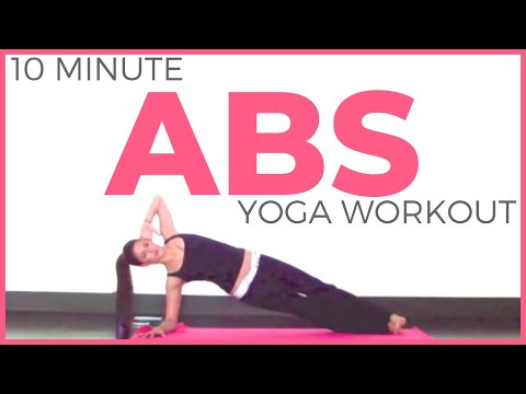 Power Yoga Workout | Bikini Abs