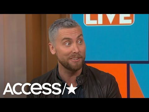 Lance Bass Recalls Lou Perlman's Creepy Behavior: 'He Said He Minored In Physical Therapy' | Access