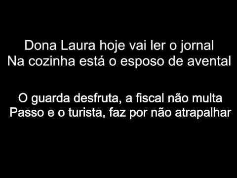Ana Moura - Dia de Folga Letra (видео)