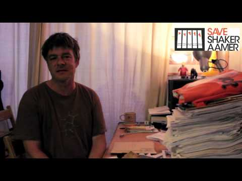 Andy Worthington: Free Shaker Aamer