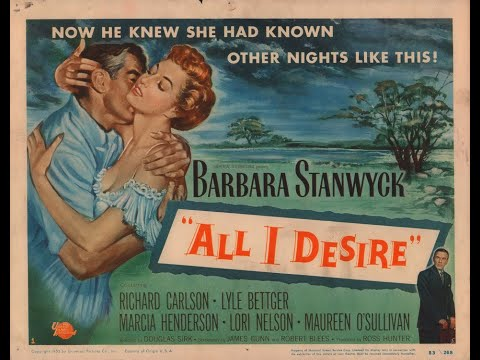 All I Desire 1953) Trailer