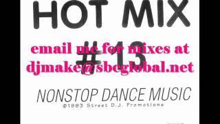 Download Lagu Hot Mix 13 - Bad Boy Bill - 90's Techno Mix Wbmx Wgci Mp3