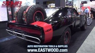 Nonton Furious 7 Off-Road Dodge Charger in the Magnaflow Booth SEMA 2015 - Eastwood Film Subtitle Indonesia Streaming Movie Download