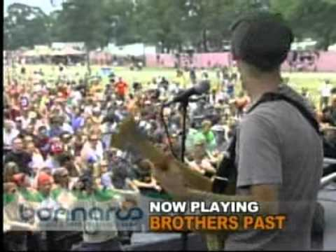 Brothers Past. Bonnaroo 2006
