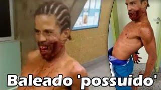 """Um homem baleado no rosto e atendido no hospital Miguel Couto, na Zona Sul do Rio de Janeiro, virou destaque na imprensa britânica. Para o jornal """"Metro"""". Mais informações... http://bit.ly/2mjMSZd Site: http://www.s1noticias.com/Facebook: https://www.facebook.com/S1NoticiasTwitter: https://twitter.com/#!/S1NoticiasE-mai: s1noticia@gmail.comFone: (87) 8856 - 4795 ou (87) 8855 2265"""