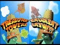 Treasure Towers Android Juego Revivido De Java Sony Eri