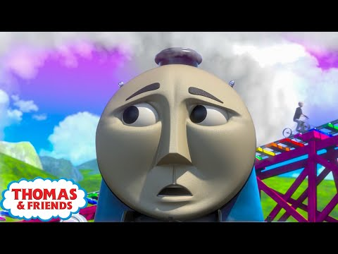 Thomas & Friends UK | Forever and Ever | Best Moments of Season 22 Compilation | Vehicles for Kids