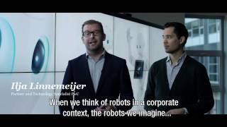 Een van de grote technologietrends die PwC signaleert voor de komende jaren is toenemende robotisering. In deze video geven we enkele voorbeelden
