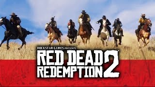 Red Dead Redemption 2 Trailer Breakdown - A Walkthrough of New Gameplay Features