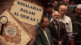 Video Mencoba Menunjukkan Kesalahan Al-Qur'an 💥 Pria Ini Malah Mendapat Malu || Debat Dr. Zakir Naik MP3, 3GP, MP4, WEBM, AVI, FLV Oktober 2018