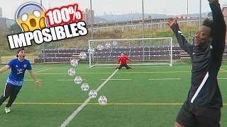 PENALTIS 100% IMPOSIBLES - FUTBOL CHALLENGE [La Elite]
