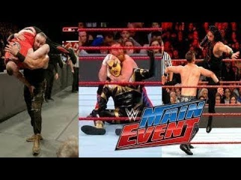 WWE Main Event 25th January 2018 Highlights HD - WWE MainEvent 1/25/2018 Highlights HD |