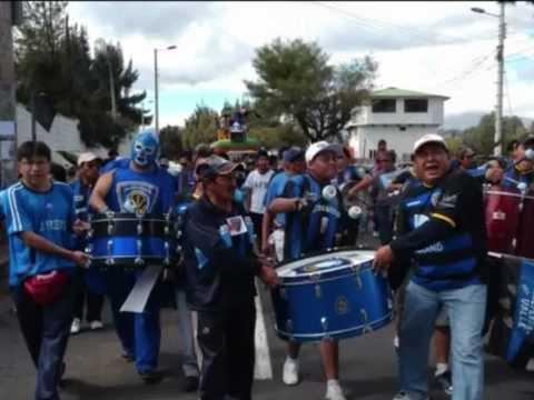 LOCURA DEL VALLE.wmv - La Locura del Valle - Independiente del Valle