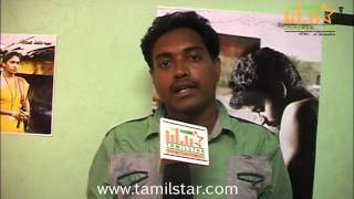 Director Anbazhagan at Ninnaiye Radhiyendru Ninaikkindrenadi Team Interview