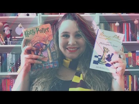 (RE)LENDO HARRY POTTER #1 | A Pedra Filosofal
