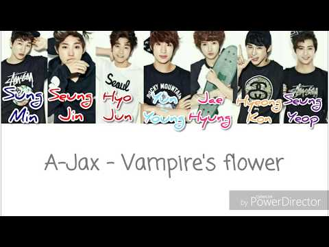 A-Jax - Vampire's Flower Color Coded (Han/Rom/Pt-Br)