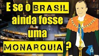 """Fala, Brasil! TV Imperial no ar e hoje vamos fazer um exercício de imaginação aqui, um belo de um """"e se"""", preparado? Como seria o Brasil se ainda fôssemos uma monarquia? Então agora já deixa seu like, se inscreva e vamos logo ao que interessa.Segue lá 😎✯ Facebook: https://goo.gl/lLOs9T✯ Google+: https://goo.gl/G6S4YF"""