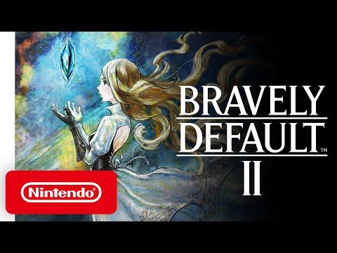 Trailer d'annonce de Bravely Default II