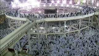 HD| Night 25 Makkah Taraweeh 2013 Sheikh Juhany