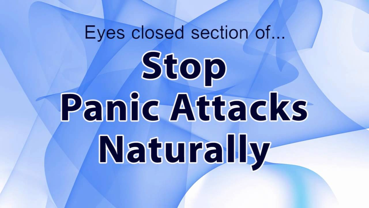 Deal With Anxiety Avoid Panic Attacks