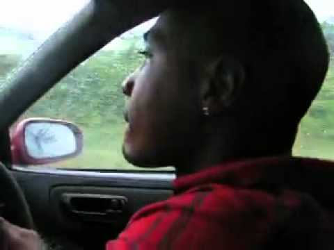 Funniest Car Crash in Jamaica
