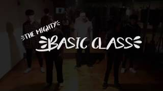 The Mighty – Popping Basic Class