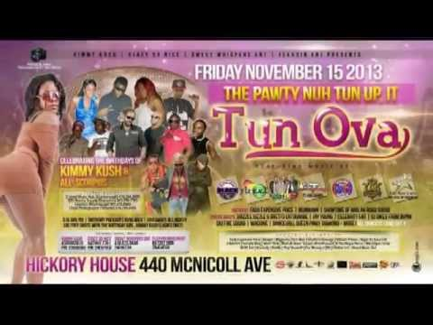 Kimmy Kush Promo || For Tun Ova || Nov15@hickory House
