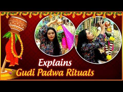 Sonal Vengurlekar aka Mandira Explains Gudhi Padwa