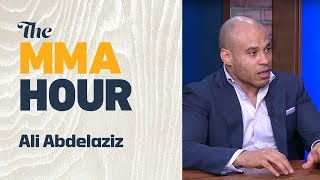 Video Ali Abdelaziz Discusses Conor McGregor Melee, Khabib Nurmagomedov's Win at UFC 223 MP3, 3GP, MP4, WEBM, AVI, FLV Februari 2019