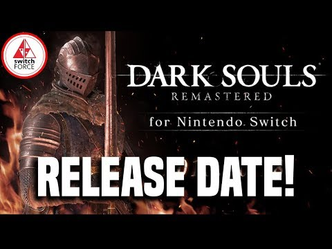 Dark Souls Remastered Release Date Officially Announced!